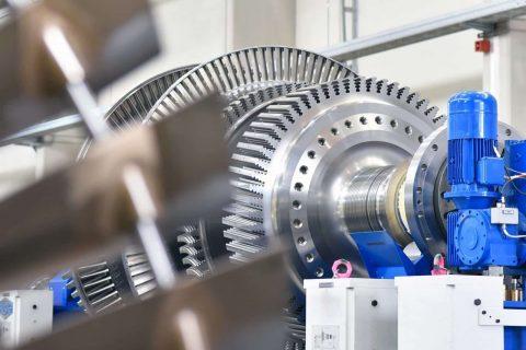 Steam Turbine Generator Outage